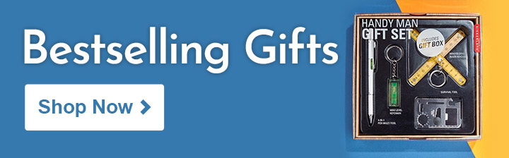 Bestselling Gifts for Him