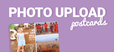 Photo Upload Postcards