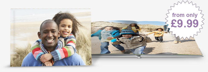 Photobooks From £9.99